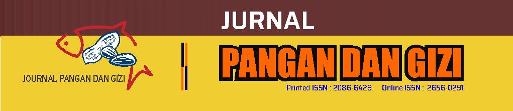 Jurnal Pangan dan Gizi