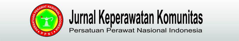 JKK | Jurnal Keperawata  Komunitas | ISSN : 2338-204X
