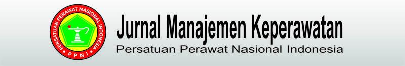 JMK | Jurnal Manajemen Keperawatan | ISSN: 2330-2031
