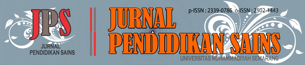 Jurnal Pendidikan Kimia Universitas Muhammadiyah Semarang